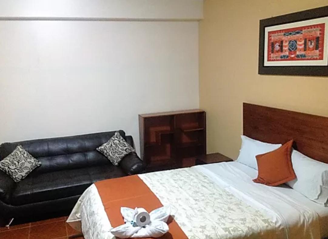 habitacion suite satipo
